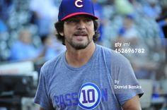 Eddie Vedder, San Diego Padres v Chicago Cubs : News Photo
