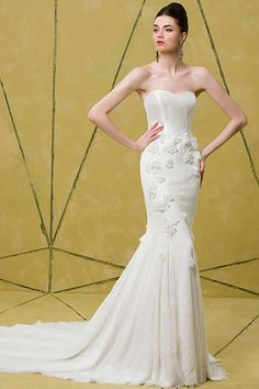 Badgley Mischka Spring 2014 Bridal Collection
