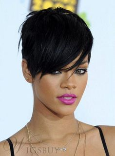 #WigsBuy - #WigsBuy Latest Fashional Carefree Short Hairstyle Straight Lace Wig 100% Human Hair Makes You Unique - AdoreWe.com