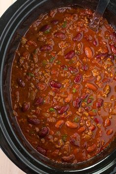 One of my most popular recipes and for good reason! This is the best chili around and a long time family favorite! Incredible flavor!