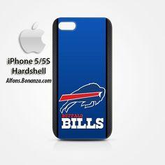 Buffalo Bills iPhone 5 5s Hardshell Case