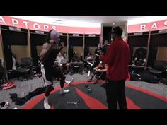 """From the Miami Heat to Kansas to high schools to Shaq and Kenny on """"Inside the NBA."""" Also with a little history lesson at the end explaining how the original Harlem Shake dance originated at Rucker Park. Toronto Raptors, Inside The Nba, Harlem Shake, March Madness, Miami Heat, Sports News, Basketball Court, Youtube, Kids"""