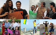 #Bollywood loves kite festival, what about you?