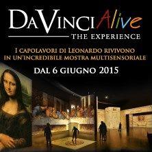 Dal 6 giugno a S. Stefano al Ponte il grande successo della mostra multimediale Van Gogh Alive continua con una nuova ed entusiasmate esperienza dedicata a Leonardo Da Vinci. Acquista il tuo biglietto su TicketOne.it!