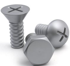 Screw Collection Wall Hooks