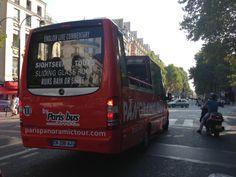 Paris Bus Panoramic Tour #Paris #France #CityTour #Panoramic #Tour #ParisTrip #Trip #Sightseeing #tours #visit #visite #travel #voyage #tourism #tourisme #bus #Commentary #Live #English #Discovery #Decouverte #OpenTop #Convertible #Glassroof Glass Roof, Paris Travel, Paris France, Discovery, Convertible, Tourism, English, Live, Travel