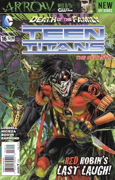 Teen Titans # 16 DC Comics The New 52! Vol 4