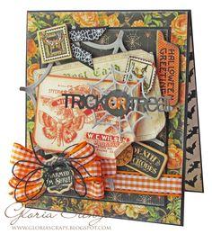 Scraps of Life: Really Reasonable Ribbon September Blog Hop.  ♡♡ her cards!!