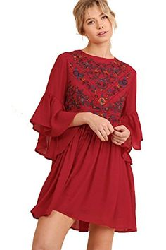 eac7bc5a0880 Umgee Boho Bliss! at Amazon Women s Clothing store