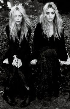 Mary Kate and Ashley Olsen...my daughter grew up with their show..We were tortured every time _________ was on! can't even remember the name! LOL