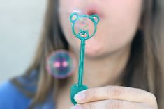 Custom Bubble Wands: 8 Steps (with Pictures) Surface Tension, Bubble Wands, Something Beautiful, Projects For Kids, Teaching Kids, 3d Printing, Bubbles, Science, Drop Earrings