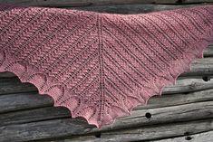 Ulla 02/08 - Ohjeet - Tulppaani-kolmiohuivi Tulips, Shawl, Blanket, Scarfs, Crochet, Chrochet, Blankets, Scarves, Crocheting