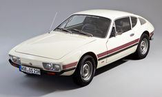 Volkswagen Classic - The history of the Brazilian sports coupé Volkswagen SP 2