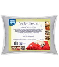DIY Pet Bed Insert- Medium/Large & Fiberfill & Pillow Forms at Joann.com
