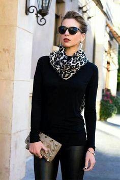 Classic Street Style, sleek and elegant