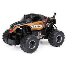 NEW BRIGHT Monster Jam Trucks, RC Nikko, Monster Jam, Monster Trucks, Carrera Rc, Rc Autos, Outdoor Power Equipment, Bright, Vehicles, Toy