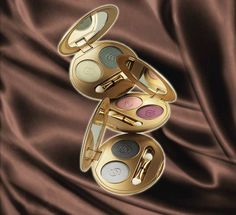 Oriflame Giordani Gold Exclusive Eye Shadow Duo - limited edition fall 2012