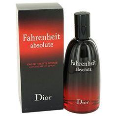 Fahrenheit Absolute by Christian Dior Eau De Toilette Spray 3.4 oz / 100 ml for Men