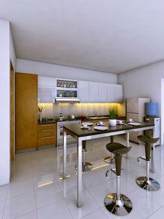 desain interior rumah tipe 45 http