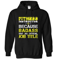 Limited Edition FITNESS INSTRUCTOR T-Shirt T Shirt, Hoodie, Sweatshirt