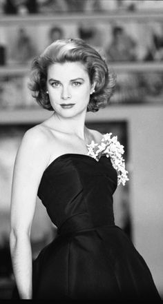 Grace Kelly had the right class to play Cordelia Stapleton in The Stolen Chalice.