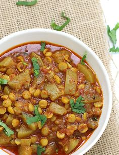 Lauki Chana Dal Ki Sabzi - Easy Bootle Gourd (dudhi) and Yellow Lentils Curry using Pressure Cooker - Step by Step Photo Recipe