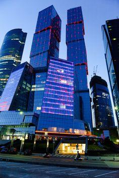 Фотография «Moscow-City» автор Dmitry Chushkin на 500px