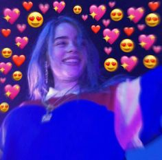 Billie eilish, wholesome memes, and wholesome edits image Billie Eilish, Videos Instagram, Heart Meme, Cute Love Memes, Wholesome Memes, Meme Faces, Reaction Pictures, Youtubers, Singer
