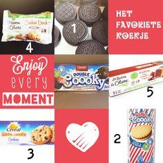 Vandaag bloggen de bloggers van #wijbloggenglutenvrij over het favoriete glutenvrije koekje. Ik vroeg mijn dochter naar háár favoriete koekje. Dat was niet moeilijk. Maar omdat er zoveel lekkere ko…