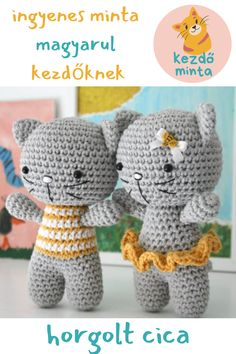 Chat Crochet, Crochet Mignon, Crochet Gratis, Crochet For Boys, Free Crochet, Crochet Baby, Crochet Cat Pattern, Crochet Motifs, Crochet Amigurumi Free Patterns