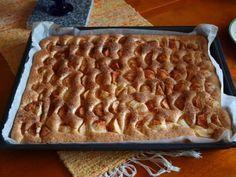 Gluteeniton omenapiirakka (pellillinen)
