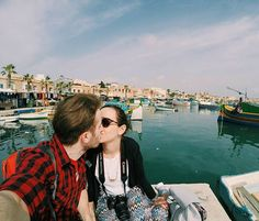 It was our second day in Malta, the sun was up and we went to the local market in this beautiful harbour with arabic buildings and colourful small fishing boats. We couldnt help but sit down and just relax, soaking up the sun ☀ 💏🌊.....#travelcouple #ourtravelgram  #beautifuldestinations  #doyoutravel #travelawesome #iamtb #mybestcityshots #passportready #passionpassport #europe_vacations #travelphotography #travelling #wanderlust #europe_gallery #wu_europe #igeurope #exploremalta…