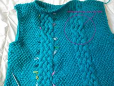 I'm usually very reluctant to start a project before I've finished knitting, because I always jinx it and have to frog… But, keeping my fingers crossed, this time maybe I'll manage. Crossed Fingers, Knits, Ravelry, Sisters, Knitting, Fashion, Moda, Tricot, Fashion Styles