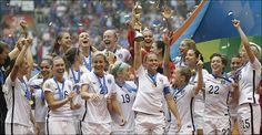 US lift Third World Cup title