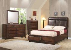 Coaster Furniture - Hillary and Scottsdale Bedroom Sets 3