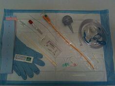 Hospital Procedures Teaching Set- I want this!