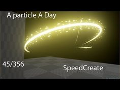 [UE4] -SwoSweeps- Luos's A Particle A Day For A Year! 45/356 - SpeedCreate - YouTube