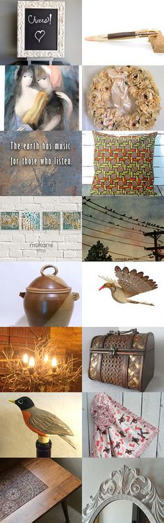 Homey by Nancy Swantek on Etsy--Pinned+with+TreasuryPin.com