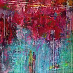 «New Adventures ll» by Hanne Thorsdalen. www.hannethorsdalen.com