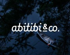 "Check out this @Behance project: ""abitibi & co."" https://www.behance.net/gallery/27004691/abitibi-co"