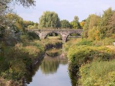 Submitted by Miranda Jane Coe as part of #SnapWarrington. Bridge at Sankey Valley Park