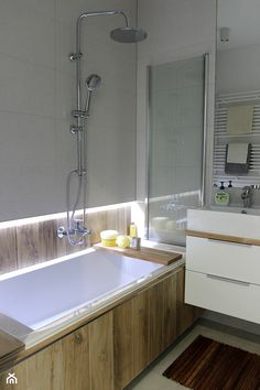 Bathtub, Bathroom, Google, Home Decor, Standing Bath, Washroom, Bathtubs, Decoration Home, Room Decor