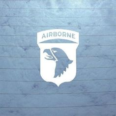 Macbook Decoration 101St Airborne Screaming Eagles Wwii Art Die Cut Car Car Wall Art White Laptop Bike Decal Adhesive Vinyl Decor Home Decor Notebook Window Wall Auto >>> To view further for this item, visit the image link. (This is an affiliate link) #HomeDecorAccents