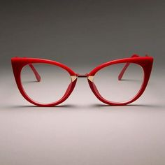 Brand Name: CCspaceGender: WomenFrame Material: AcetatePattern Type: SolidModel Number: 45045 Red Cat Eye Glasses, Fashion Eye Glasses, Mens Glasses Frames, Eyeglasses Frames For Women, Cheap Eyeglasses, Round Lens Sunglasses, Vintage Sunglasses, Sunglasses Women, Cute Glasses