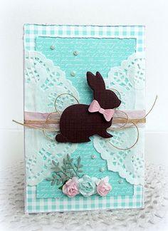 25 Cute Easter Cards Handmade for Dear Ones Handmade Greetings, Greeting Cards Handmade, Handmade Easter Cards, Diy Easter Cards, Paper Cards, Diy Cards, Fabric Cards, Karten Diy, Card Tags