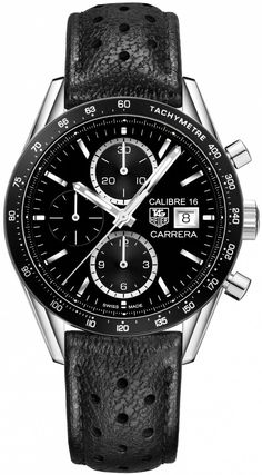 0b0d0b72af712 TAG Heuer Carrera Calibre 16 Automatic Chronograph 100 M - 41 mm TAG Heuer  watch price