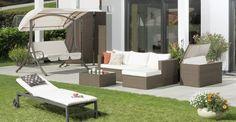 Gartengestaltung   Österreichs erster Baumarkt - bauMax Shops, Outdoor Furniture, Outdoor Decor, Sun Lounger, Home Decor, Asylum, Lawn And Garden, Tents, Chaise Longue