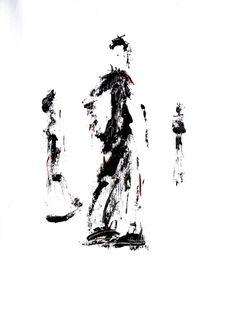 Fashion week serie Oil and Acrylic on paper 30 x 42 cm https://www.facebook.com/erikamarchipainter www.erikamarchi.it #madeinitaly #art #mood #fashionweek #style #minimal #artist #artmadeinitaly #minimale #blackandwhite #erikamarchi #italy #minimalart #bw #abstract #minimalist #fashion #artcollector #artcollection #milan