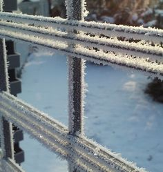#gabion #ogrodzenia #zima #dom #ogród #gabiony #ogrodzenie