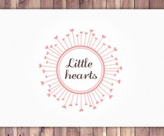 The perfect cute logo for your business or hobby website? Be sure to find it at Luvly. Beautiful, girly and pretty logos made by top designers Blog Design, Web Design, Graphic Design, Design Ideas, Professional Logo, Logo Images, Best Graphics, Branding Design, Girly